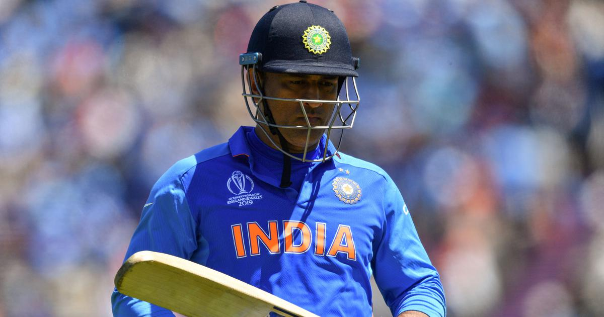 After being left out of BCCI's Central Contracts list, what next for MS Dhoni?