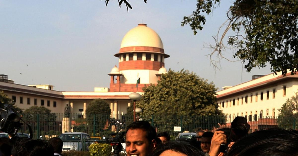 Supreme Court lashes out at Kerala for not razing coastal flats in Kochi yet, gives two more weeks