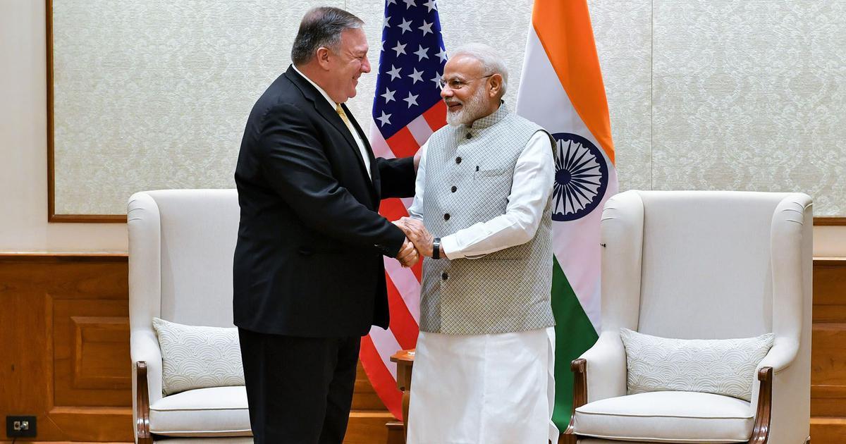 जी-20 की बैठक से ऐन पहले अमेरिकी विदेश मंत्री माइक पोंपियो भारत क्यों आए हैं?