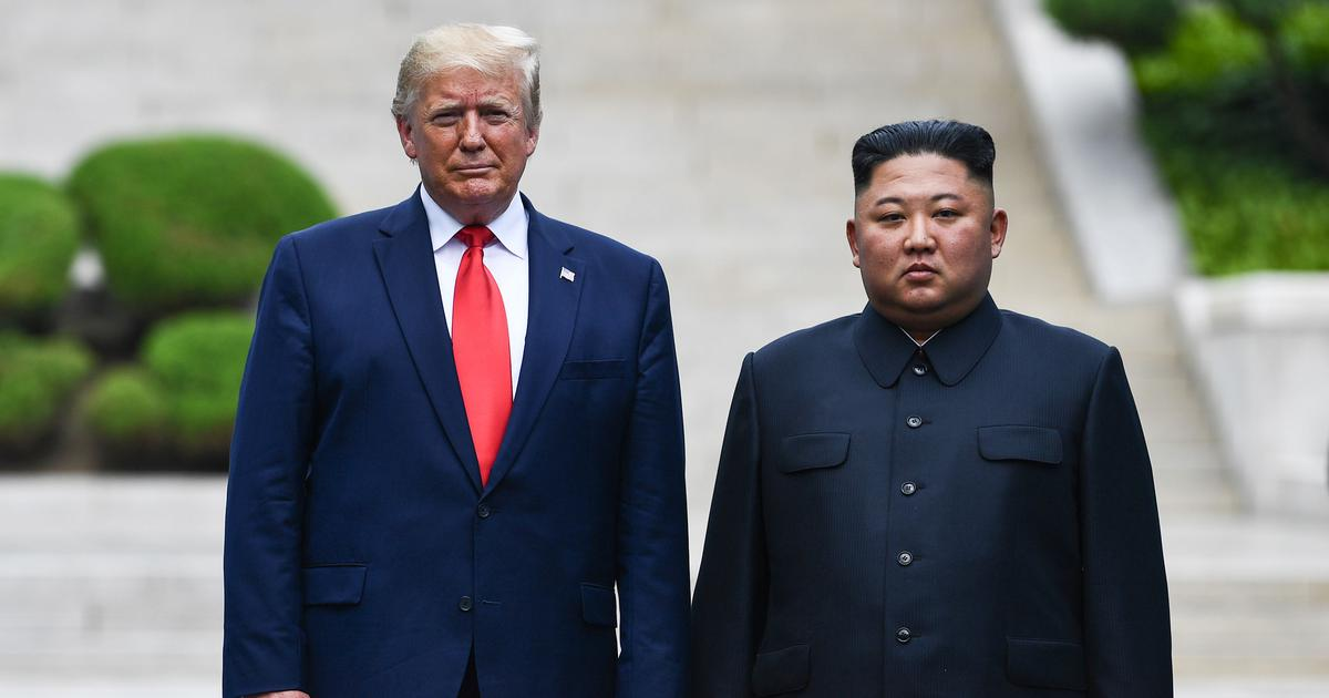 'Amazing event': North Korean media praises meeting between Donald Trump and Kim Jong-un