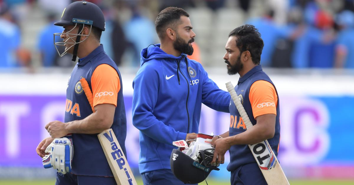 The way MS Dhoni played was strange, showed no intent: Ben Stokes on England-India's World Cup match