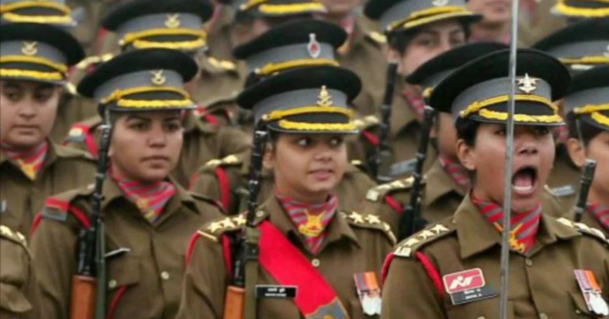 महिला सेना पुलिस के सौ पदों के लिए दो लाख से ज्यादा आवेदन आए