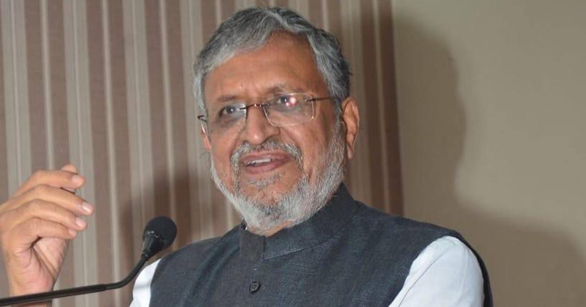 बिहार में एनडीए के कप्तान नीतीश कुमार ही हैं : सुशील कुमार मोदी