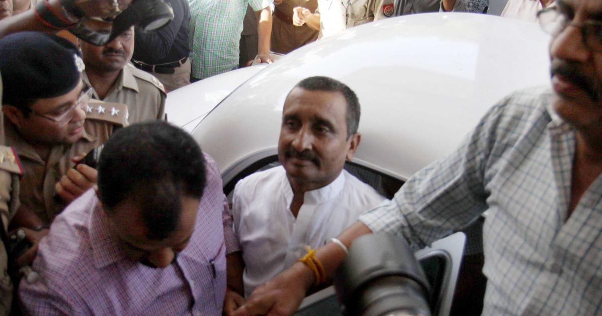 Unnao rape: CBI deliberately did not name MLA in father's murder case, alleges complainant's counsel