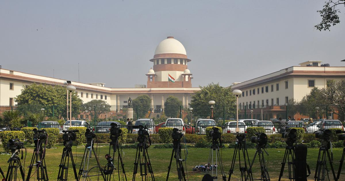 SC/ST Act: Supreme Court refers Centre's review plea on 2018 judgement to a three-judge bench