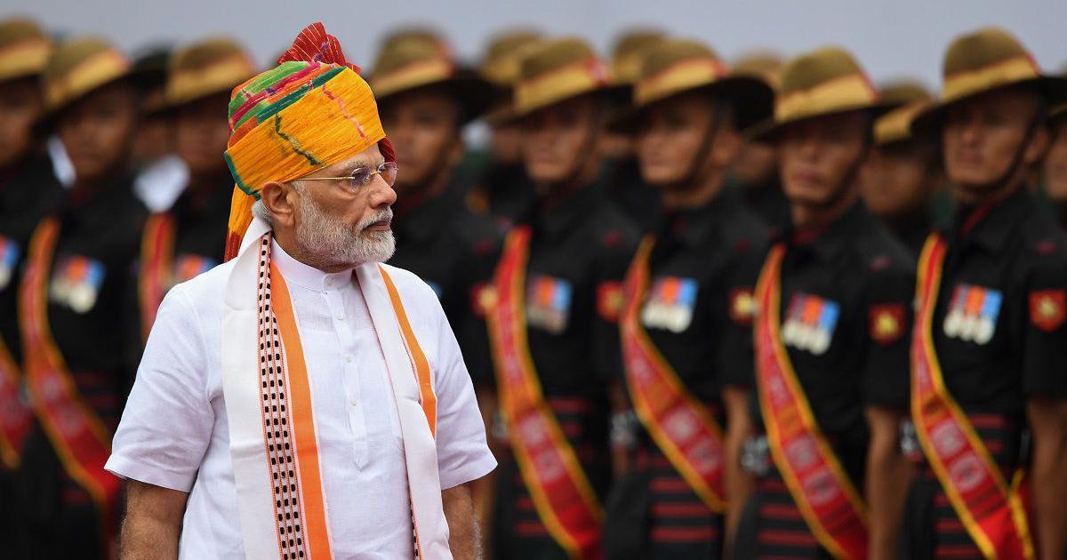 सेना के तीनों अंगों के बेहतर तालमेल के लिए चीफ ऑफ डिफेंस स्टाफ की नियुक्ति होगी : नरेंद्र मोदी