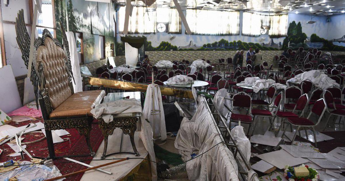 अफगानिस्तान : राष्ट्रपति की रैली में धमाका, कम से कम 24 लोगों की मौत