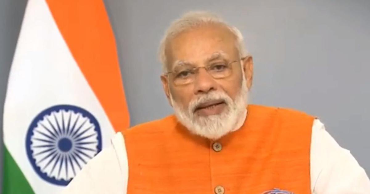 प्रधानमंत्री आज फिर देश को संबोधित करेंगे