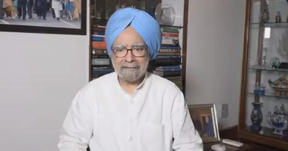 1984 violence could have been avoided if Centre had heeded IK Gujral's advice sooner: Manmohan Singh