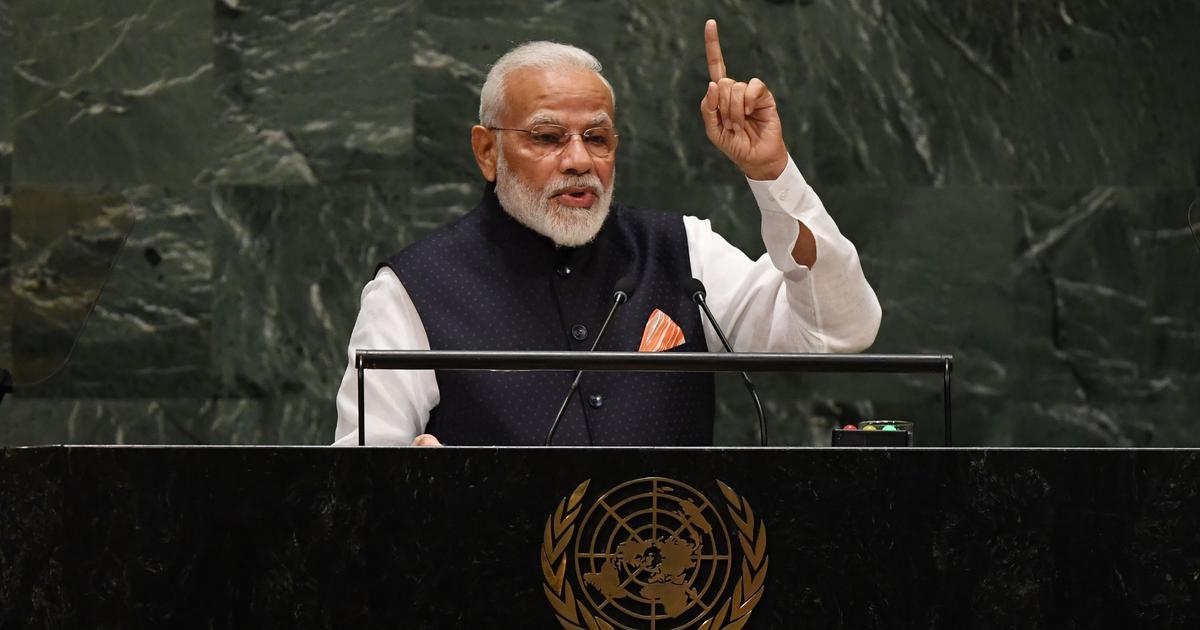RTI applicant in Kerala seeks proof of PM Modi's citizenship