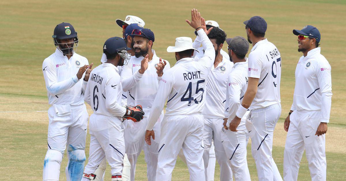 विशाखापत्तनम टेस्ट मैच : भारत ने दक्षिण अफ्रीका को 203 रनों से हराया