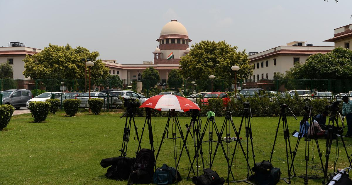 Give details of criminal cases against candidates on website, social media: SC tells parties
