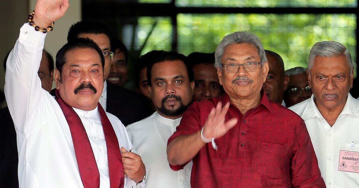 क्या श्रीलंका अब भारत से कुछ और दूर और चीन के कुछ और पास जाने वाला है?