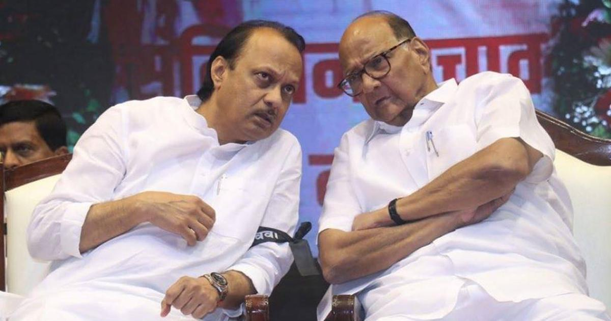 How did BJP come to rely on an allegedly corrupt dynast, Ajit Pawar, to snatch power in Maharashtra?