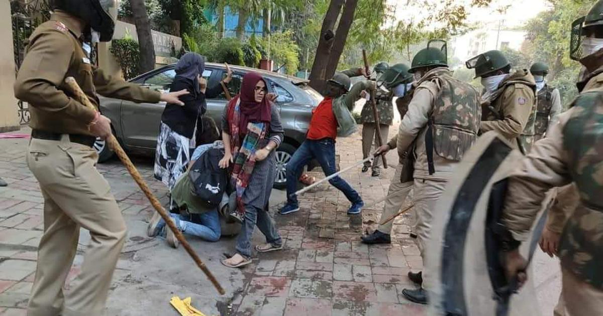 A year later, where are the Jamia women in the viral video protecting their friend from police?