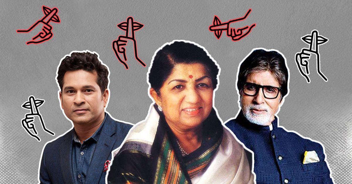 अगर ये हमारे महानायक हैं तो देश-समाज के सबसे जरूरी मुद्दों पर कुछ बोलते क्यों नहीं?