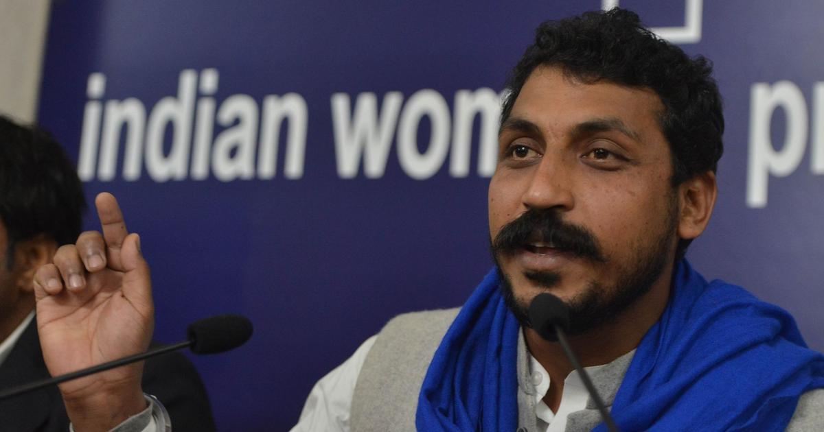 चंद्रशेखर आजाद ने राजनीतिक पार्टी बनाई, बसपा के कई पूर्व सांसद और विधायक शामिल