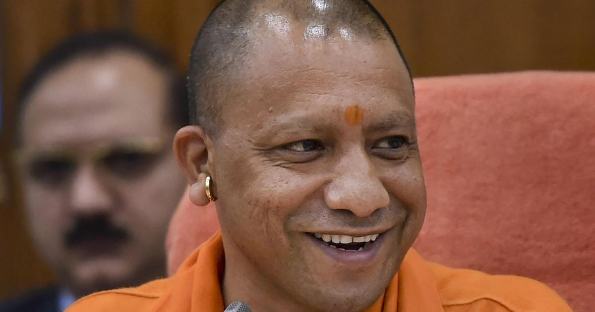 Coronavirus: Can organise big events while following guidelines, says Uttar Pradesh CM Adityanath