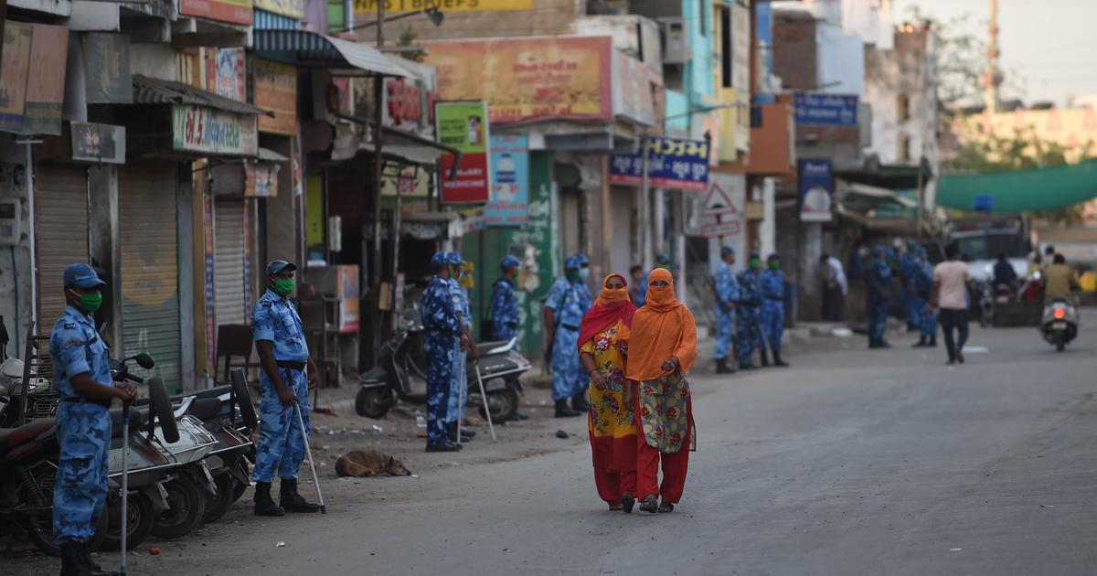 अहमदाबाद: प्रशासन का बड़ा फैसला, कल से दूध और दवा की दुकानों को छोड़कर सब बंद