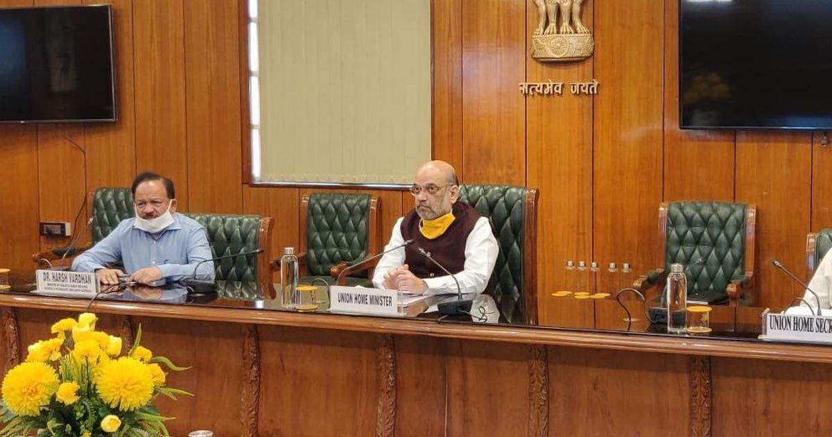 आजकल डॉ हर्षवर्धन वैसे ही नहीं दिख रहे हैं जैसे दिल्ली दंगों के समय अमित शाह नहीं दिखे थे