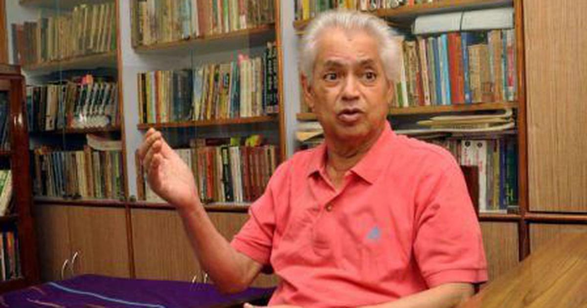 नंदकिशोर नवल: 'शमशेर, नागार्जुन, त्रिलोचन और मुक्तिबोध जैसे कवि एक खास विचारधारा की जकड़न में थे'