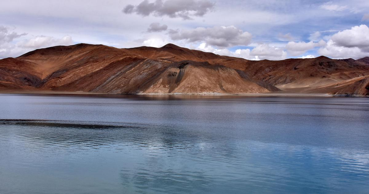 Indian, Chinese soldiers at LAC border have started disengagement along Pangong Tso, claims China