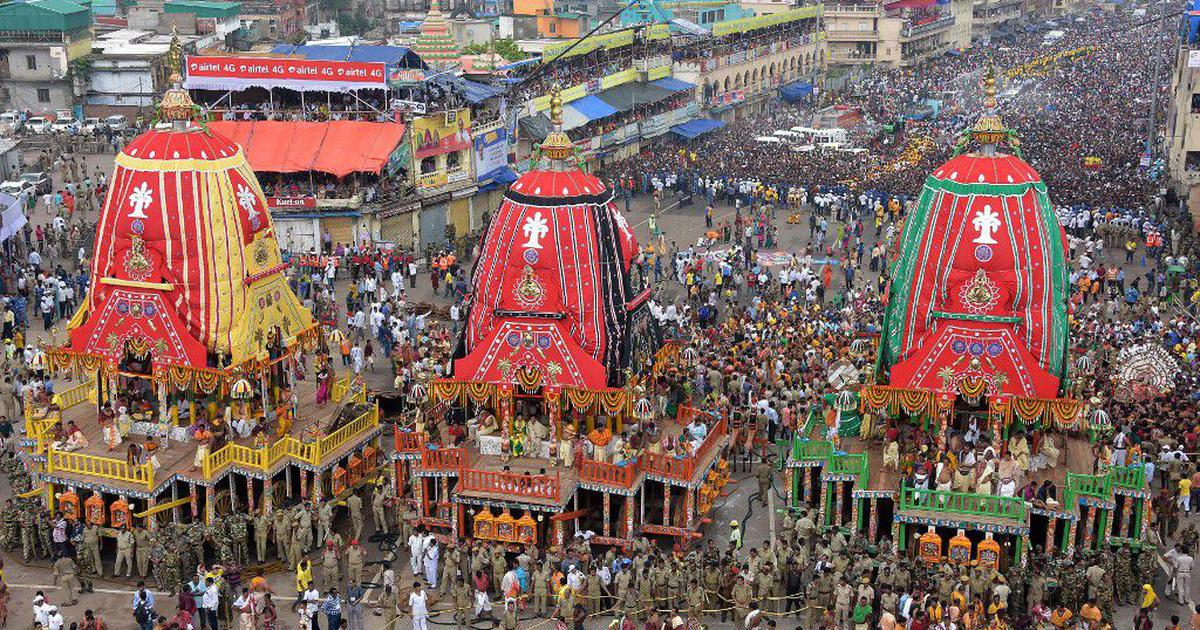 Odisha: SC allows Rath Yatra in Puri, city under lockdown till 2 pm on Wednesday