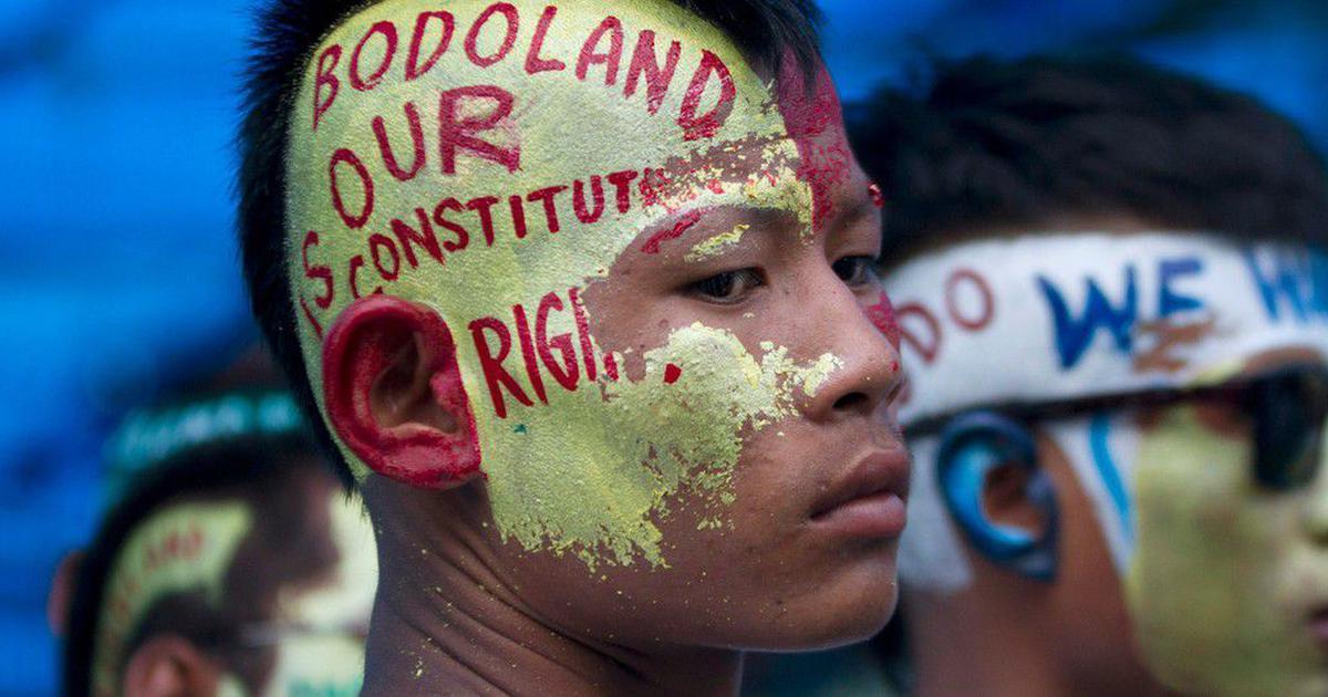 Assam: Bodoland organisations demand separate state, praise Centre for bifurcating J&K