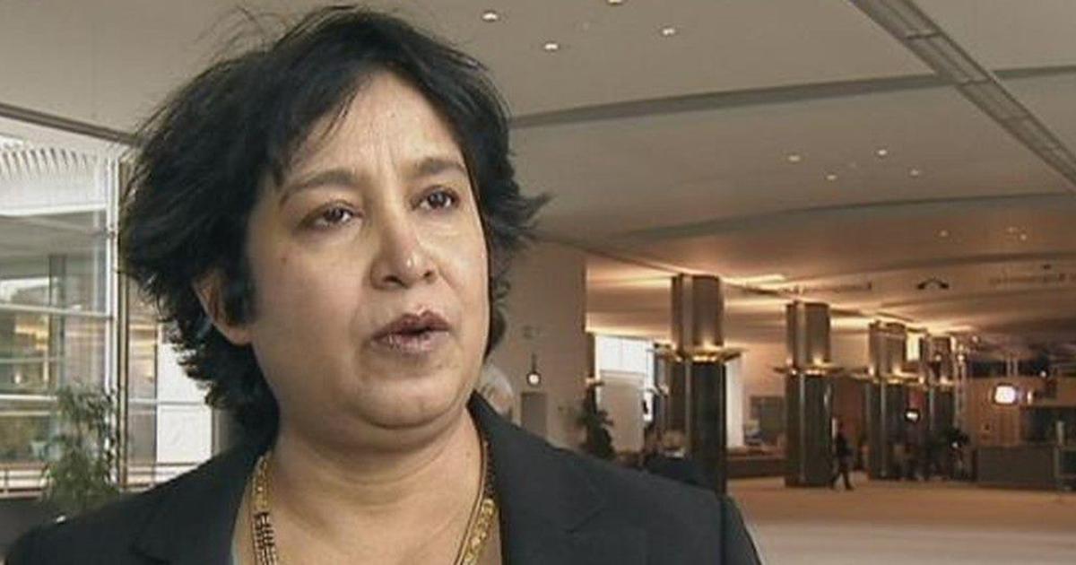 गृह मंत्रालय ने लेखिका तस्लीमा नसरीन का रेजीडेंस परमिट एक साल के लिए और बढ़ाया