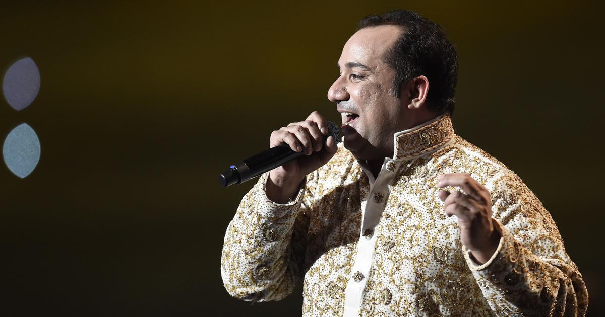 प्रवर्तन निदेशालय ने पाकिस्तानी गायक राहत फतेह अली खान को नोटिस जारी किया