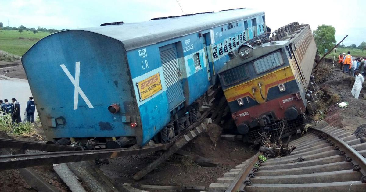 रेल दुर्घटनाओं के कारण होने वाली मौतों में बीते एक साल में 81 प्रतिशत की कमी आई : रेल मंत्रालय