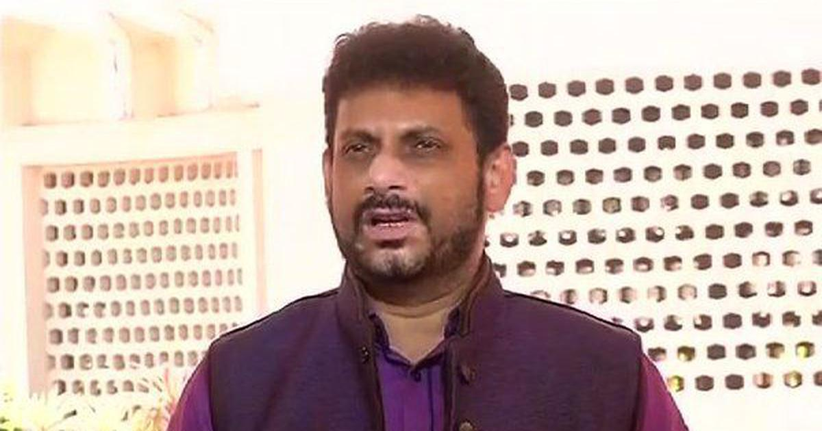 'Constitution in hand, Waris Pathan in heart': BJP on 'liberals' after AIMIM leader's remarks