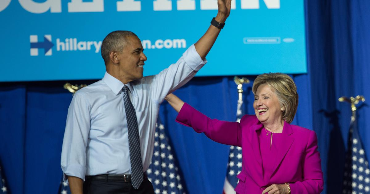 Barack Obama was 'angriest' when his team leaked a memo titled 'Hillary Clinton (D-Punjab)' in 2007