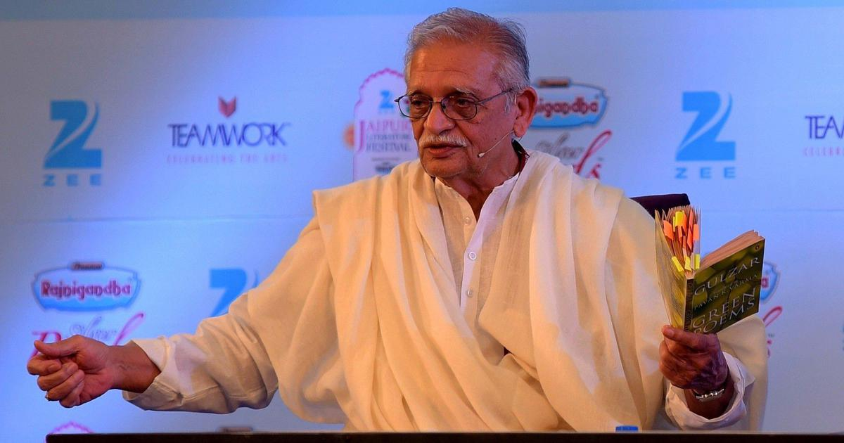 'Faith is trapped in the teeth of fire': Two poems by Gulzar on India today