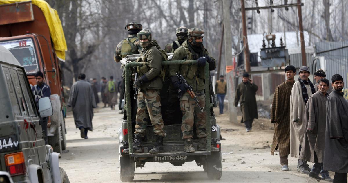 जम्मू-कश्मीर में इस साल अब तक 232 आतंकवादी मारे गए हैं
