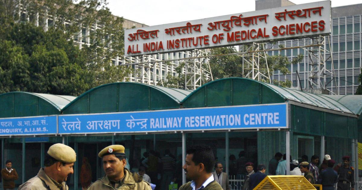 Coronavirus: Two resident doctors – one nine-months pregnant – at Delhi's AIIMS test positive