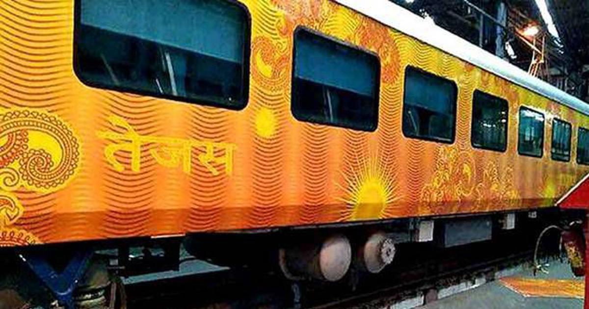 IRCTC scraps Lucknow-Delhi, Mumbai-Ahmedabad Tejas Express service citing low occupancy levels