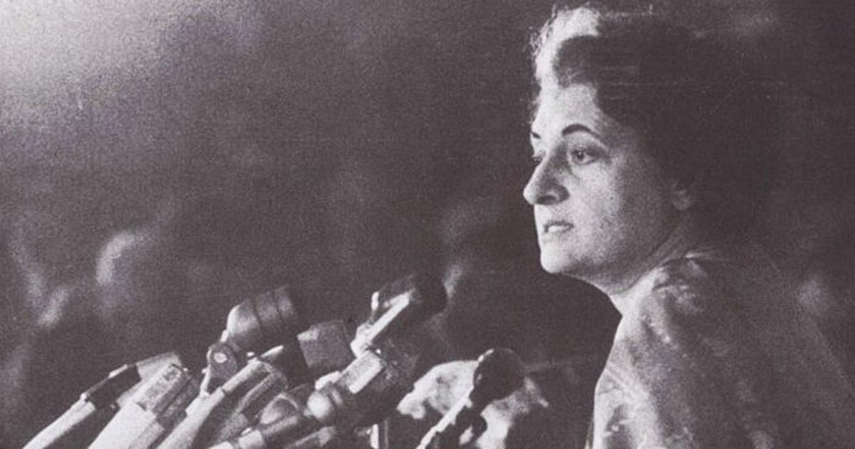 June 25, 1975: An account of the day Indira Gandhi declared an Emergency in India