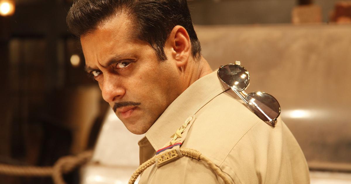 मुझे नहीं लगता 'दबंग-3' में कुछ विवादास्पद है : सलमान खान