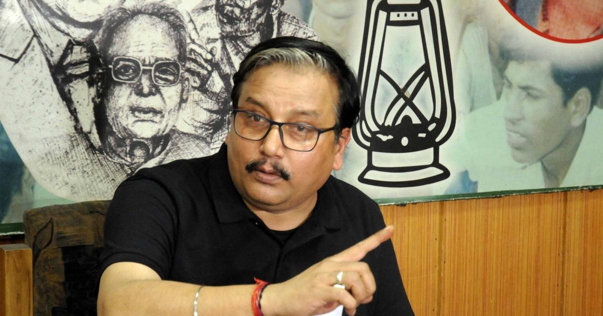 Bihar election results: 'Government won't last long,' RJD's Manoj Jha warns Nitish Kumar