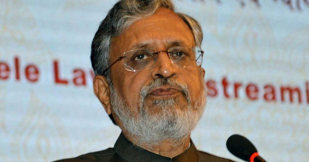 लालू प्रसाद यादव ने बिहार में भाजपा की सरकार बनाने में मदद की पेशकश की थी : सुशील मोदी