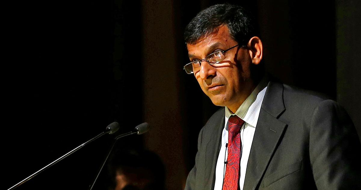 GDP figures should alarm everyone, Centre needs to come out of complacency, warns Raghuram Rajan