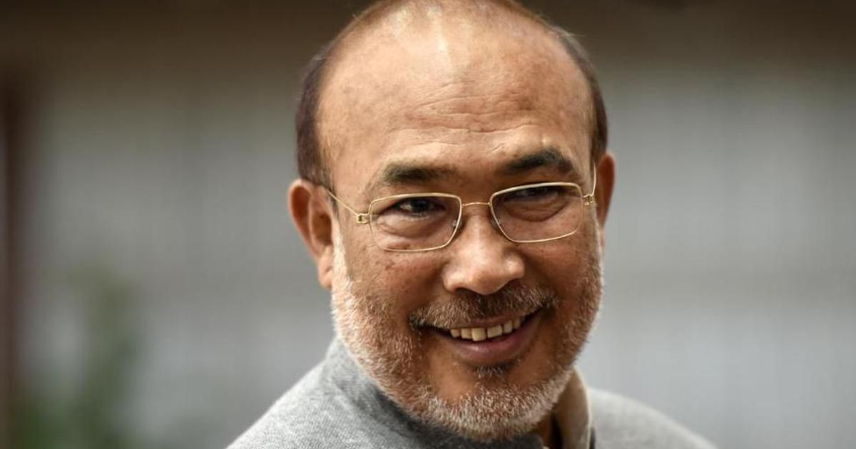 Manipur political crisis: Four NPP legislators flown to Delhi for meeting with BJP leaders