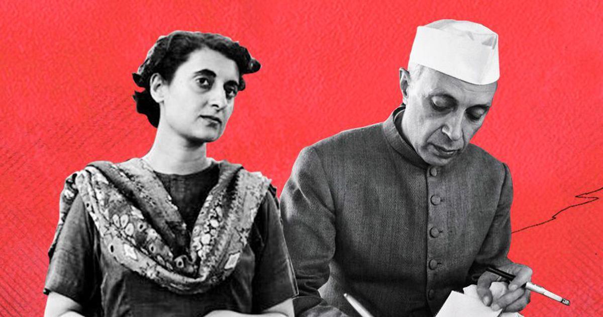 हर पिता के भीतर एक नेहरू हो सकते हैं और हर बेटी में एक इंदिरा, बशर्ते कि वे आपस में दोस्त हों