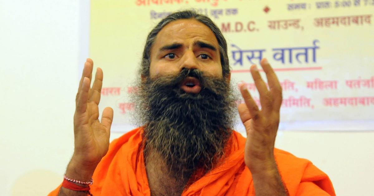 Revoke the voting rights of those who have more than two children, says Ramdev