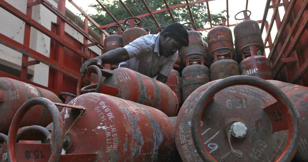 Non-subsidised LPG to become costlier by Rs 19 per cylinder; jet fuel rates go up by 2.6%