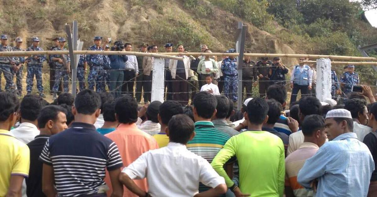 बांग्लादेश की चिंता फिर बढ़ी, म्यामांर जाने के लिए एक भी रोहिंग्या मुसलमान तैयार नहीं हुआ