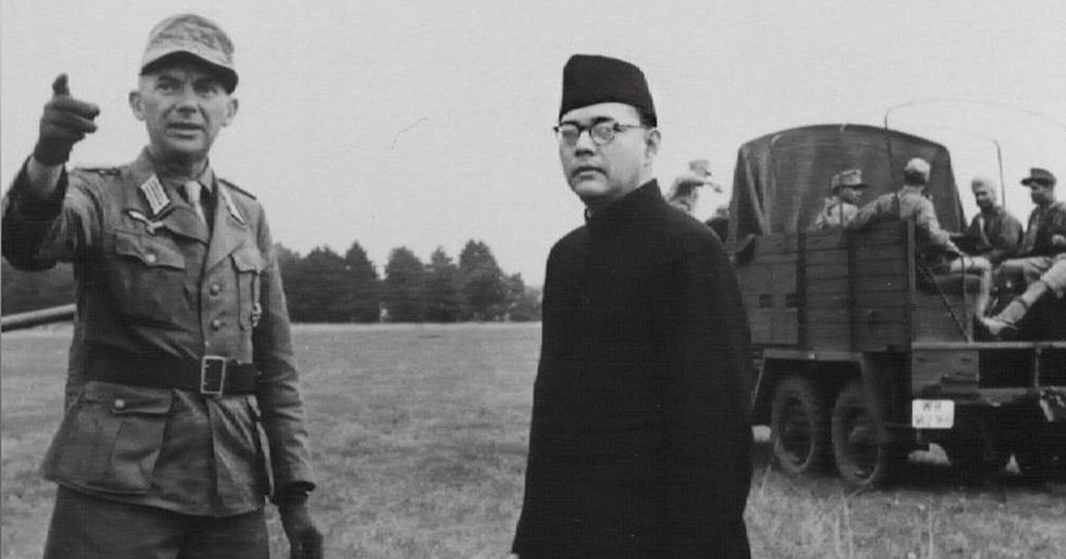 No documents found in Russian archives on Netaji Subhash Chandra Bose, says Centre