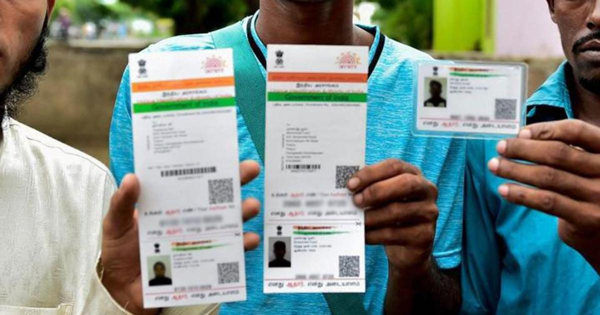 The Daily Fix: Aadhaar amendment did not get through Parliament – so why is it an ordinance?