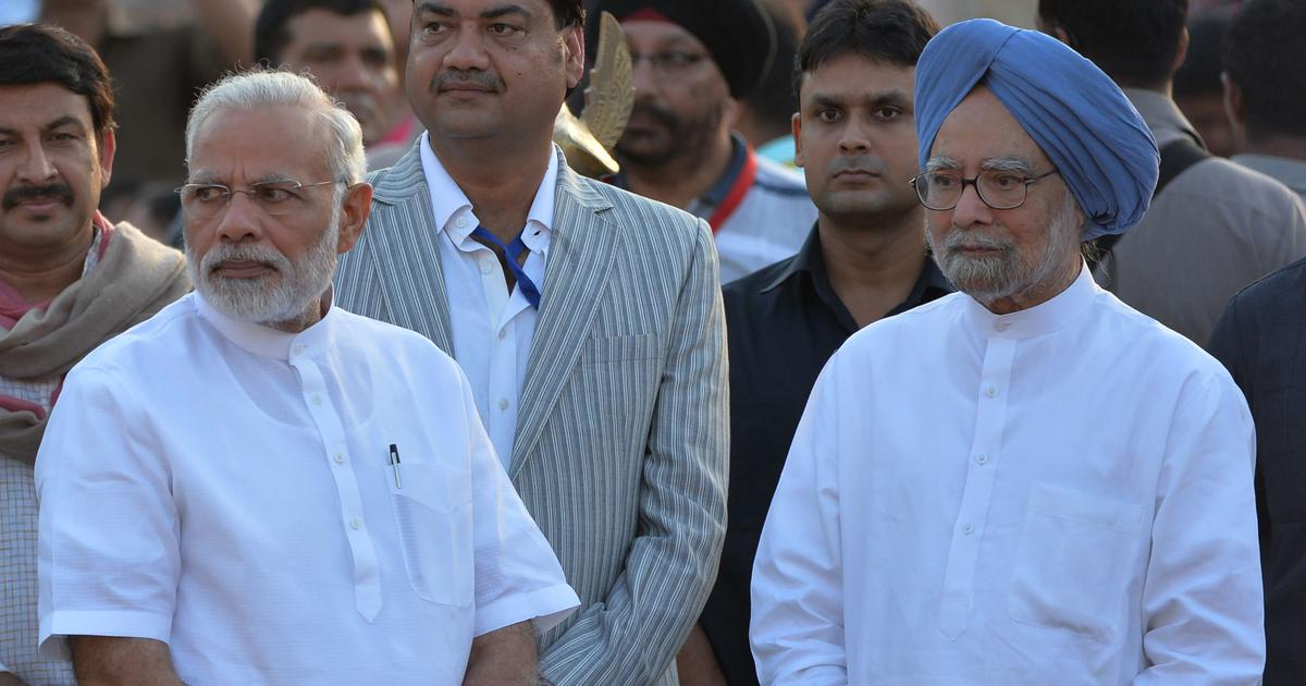 15th Finance Commission's terms of reference is not good for federal policy, says Manmohan Singh